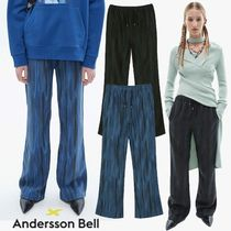 ANDERSSON BELL(アンダースンベル) パンツ ★ANDERSSON BELL★日本未入荷 韓国 MOYALE STRIPE TRACK PANTS