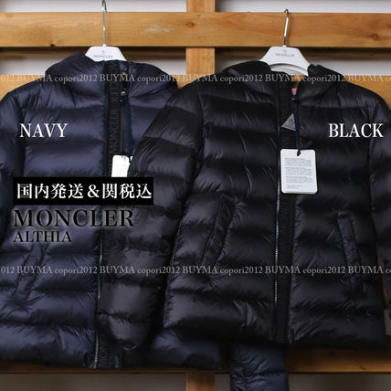 MONCLER キッズアウター 【国内発送&関税込】MONCLER今期新作 ☆ 大人もOK!! ALTHIA 14A(2)