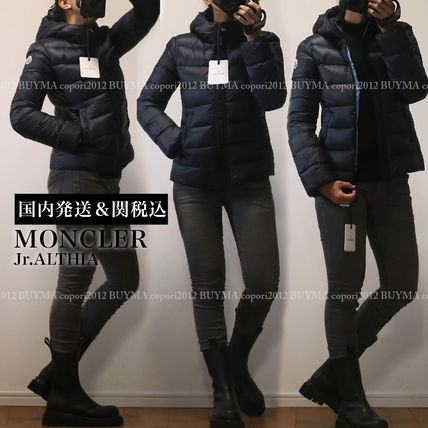 MONCLER キッズアウター 【国内発送&関税込】MONCLER今期新作 ☆ 大人もOK!! ALTHIA 14A