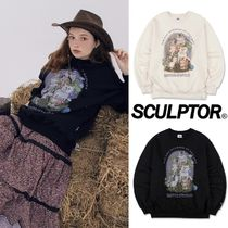 ★SCULPTOR★Kitten Friends Sweatshirt (UNISEX)【追跡送料込】