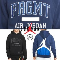 NIKE AS M J FG FLC PO HOODIE フラグメント ジョーダン パーカ