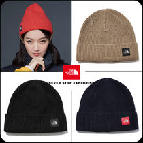 【THE NORTH FACE】★韓国大人気★TNF MID BEANIE