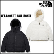 【THE NORTH FACE 】新作★W'S ANORT T-BALL JACKET★