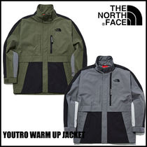 【THE NORTH FACE 】20-21新作★YOUTRO WARM UP JACKET★