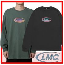 ☆韓国の人気☆【LMC】☆CO LOGO LONG SLV TEE☆新作