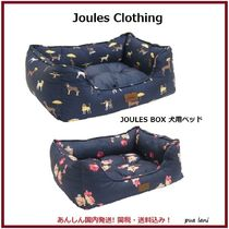 Joules Clothing(ジュールズ クロージング) ペットベッド・ケージ 【Joules Clothing】JOULES BOX 犬用ベッド