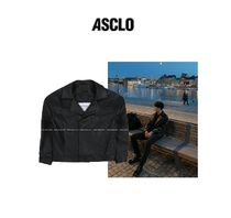 ★ASCLO★Deveul Leather Jacket★韓国ファッション