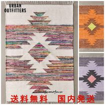 ★Urban Outfitters★ August 織りカーペット フリンジ コットン