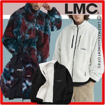 ★韓国の人気★【LMC】★FLEECE REVERSIBLE MP JACKET★新作