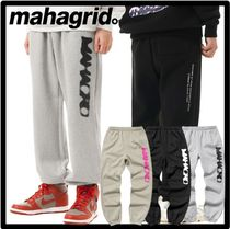 ★送料・関税込★mahagrid★DOT LOGO SWEATPANTS★3色★