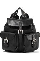 Leather Backpack レザー バックパック
