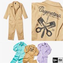 【NEW ERA KIDS】MECHANIC COVER ALL BROWN