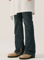 [TheOpen Product]☆WASHED NAVY SKINY JEANS, NAVY☆日本未入荷