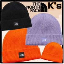 ★関税込★THE NORTH FACE★K'S BEANIE★ビーニー★
