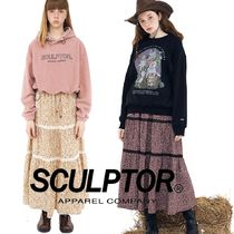 日本未入荷★SCULPTOR★ Floral Tiered Skirt 2色