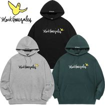 ★MARK GONZALES★LOGO LETTERING EMBROIDERY HOODIE 3色