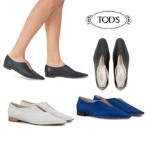 TOD'S(トッズ) フラットシューズ TOD'S直営店◆MAME for TOD'S◆フラットパンプス
