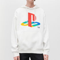 "RESERVED(リザーブド) パーカー・フーディ ""RESERVED MEN"" PLAY STATION HOODIE OFFWHITE"