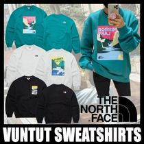 【THE NORTH FACE】 VUNTUT SWEATSHIRTS