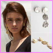 【goiu】earring 03〜アンバランスなピアス_GOLD or SILVER