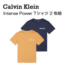 【人気】CALVIN KLEIN Intense Power Tシャツ 2 枚組