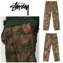 【STUSSY】☆最新作☆REVERSE JACQUARD RELAXED PANT