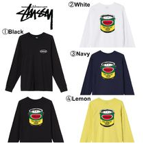 【STUSSY】☆新作☆長袖Tシャツ☆PAINT CAN LS TEE