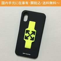 OFF-WHITE フィンガー グリップ iPhone case
