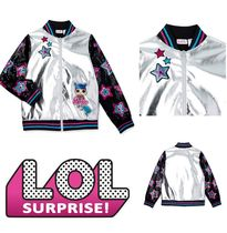 L.O.L. Surprise! Sequin Shine ボンバージャケット