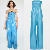 BV073 LOOK18 LEATHER JUMPSUIT