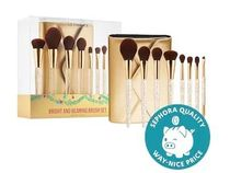 SEPHORA COLLECTION Bright and Beaming 8 Piece Brush Set
