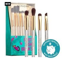 SEPHORA COLLECTION Frosted Wishes Mini Eye Brush Set