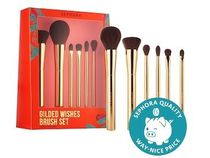 SEPHORA COLLECTION Gilded Wishes 6 Piece Brush Set