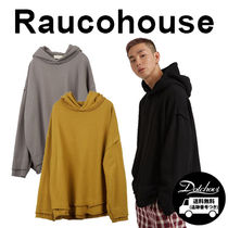 Raucohouse Natural Layered Vintage Hood CA45 追跡付