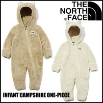 【THE NORTH FACE 】新作★INFANT CAMPSHIRE ONE-PIECE★