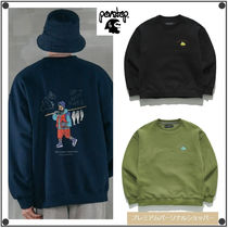 日本未入荷perstepのCarry On Sweatshirt 全4色