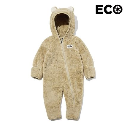 THE NORTH FACE ベビーロンパース・カバーオール [THE NORTH FACE]★韓国大人気★INFANT CAMPSHIRE ONE-PIECE(2)