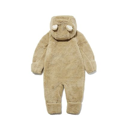 THE NORTH FACE ベビーロンパース・カバーオール [THE NORTH FACE]★韓国大人気★INFANT CAMPSHIRE ONE-PIECE(3)