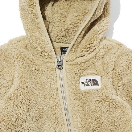 THE NORTH FACE ベビーロンパース・カバーオール [THE NORTH FACE]★韓国大人気★INFANT CAMPSHIRE ONE-PIECE(4)