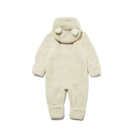 THE NORTH FACE ベビーロンパース・カバーオール [THE NORTH FACE]★韓国大人気★INFANT CAMPSHIRE ONE-PIECE(9)