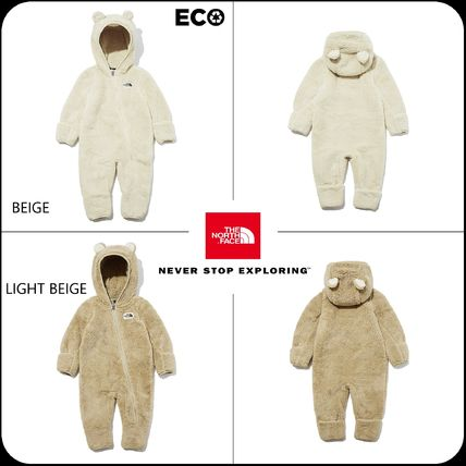 THE NORTH FACE ベビーロンパース・カバーオール [THE NORTH FACE]★韓国大人気★INFANT CAMPSHIRE ONE-PIECE