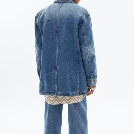 ANDERSSON BELL ジャケットその他 ★ANDERSSON BELL★DENIM PATCH RE-WORK JACKET★正規品★(6)