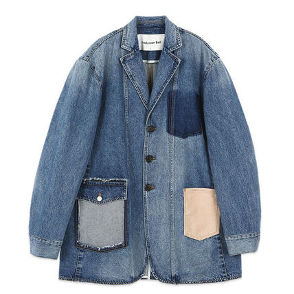 ANDERSSON BELL ジャケットその他 ★ANDERSSON BELL★DENIM PATCH RE-WORK JACKET★正規品★(7)