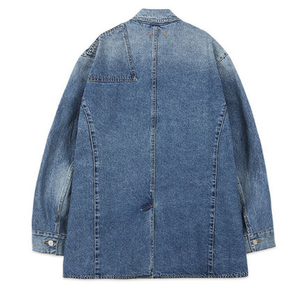 ANDERSSON BELL ジャケットその他 ★ANDERSSON BELL★DENIM PATCH RE-WORK JACKET★正規品★(8)