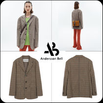 ANDERSSON BELL(アンダースンベル) ジャケット [ANDERSSON BELL] ★UNISEX INSIDE OUT NEW DADDY JACKET