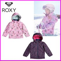 ROXY(ロキシー) キッズスポーツウェア 【ROXY】Girls 2-7 MINI JETTY SNOW JACKET