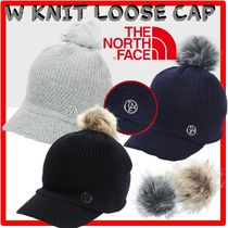 ☆☆新作☆THE NORTH FACE☆W KNIT LOOSE CAP☆☆