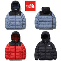 THE NORTH FACE(ザノースフェイス) キッズアウター ★THE NORTH FACE★大人気 K'S COLOR T-BALL NUPTSE EX HOODIE