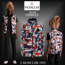 20AW★新作★2 MONCLER 1952★EMBREE メンズ ダウンベスト