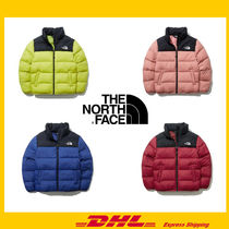 [ザノースフェイス]K'S COLOR T-BALL NUPTSE JACKET